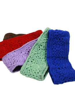 Assorted Crochet Wool Headband