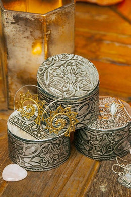 Assorted Ornamental Trinket Box