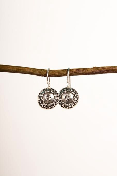 Bali Setting Earrings