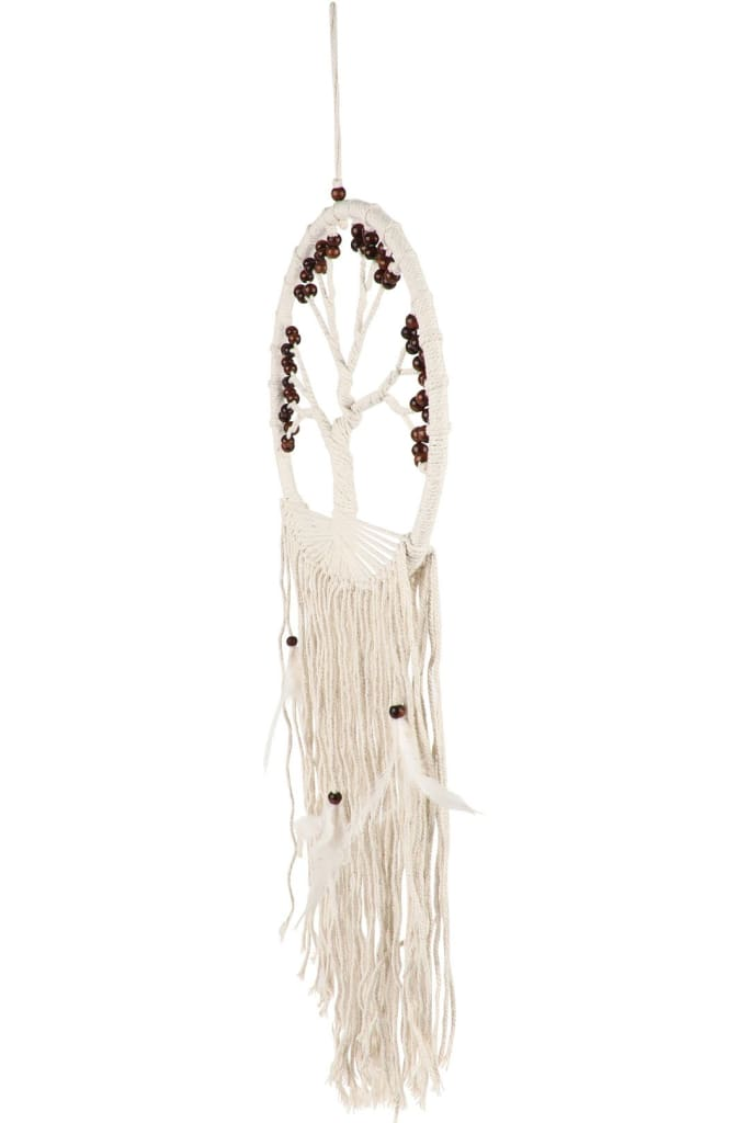 Beaded Tree Of Life Dreamcatcher