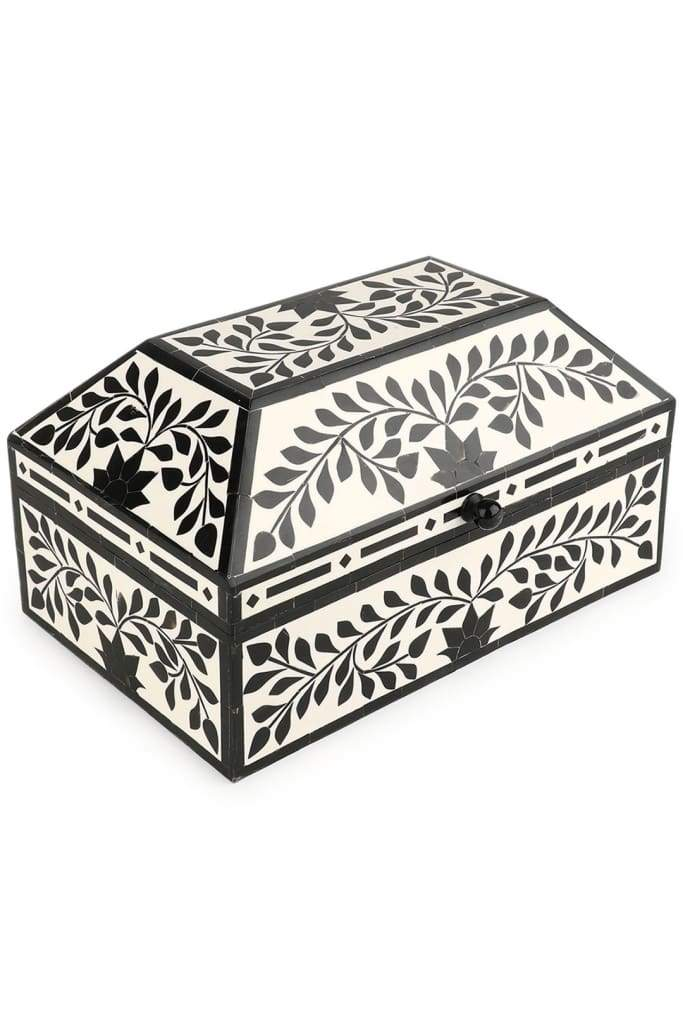 Buffalo Bone Jewellery Box