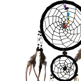 Chakra Beaded Dreamcatcher