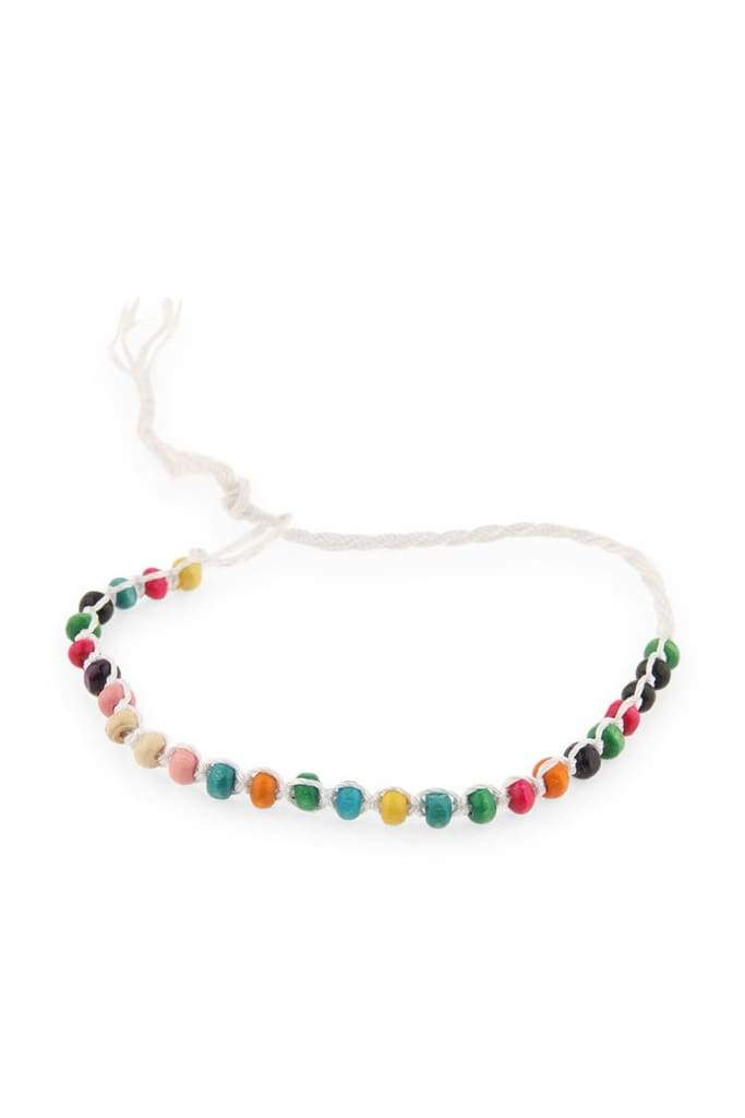 Colourful Beads Friendship Band