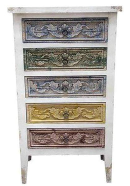 Colourful Drawer Cabinet