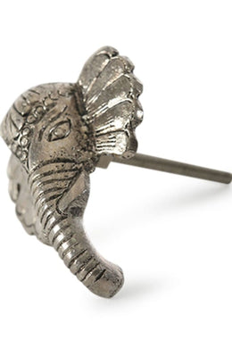 Elephant Metal Doorknob