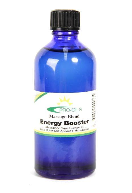 Energy Booster Massage Blend
