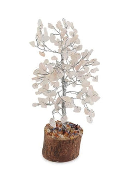 Extra Large Rose Quartz Tree