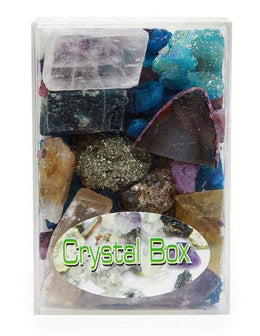 Gemstone Crystal Box Set