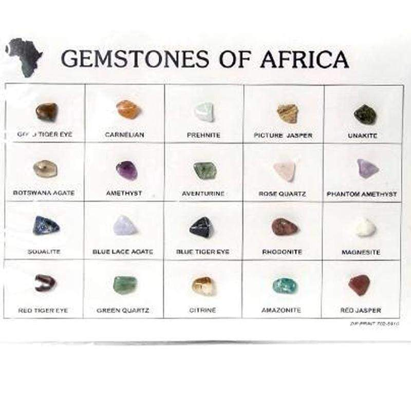 Gemstones Of Africa