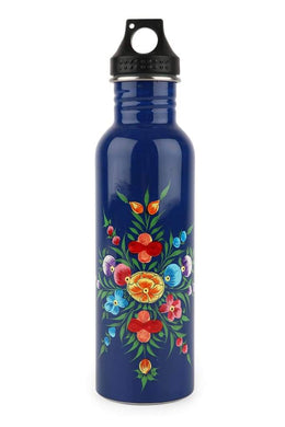 Hand Painted Kashmiri Waterbottle
