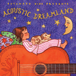 Putumayo Kids World Music CD 'Acoustic Dreamland'