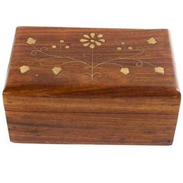 Inlay Leaf Box