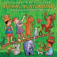 Animal Playground Kids CD