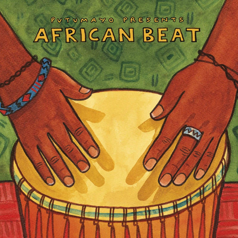 Putumayo World Music CD 'African Beat'