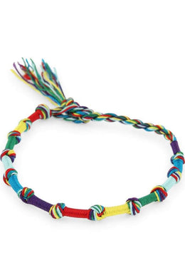Knotted Friendship Band