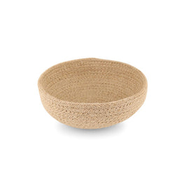 Large Natural Jute Bowl