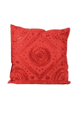 Large Red Pakka Cushion