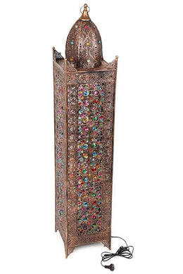 Marrakech Minaret Floor Lamp
