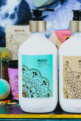 Maya Body Lotion
