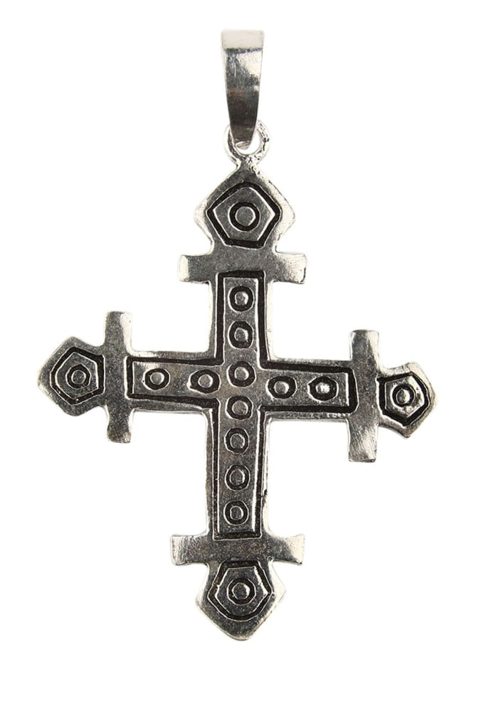 Pendant Tribal Cross