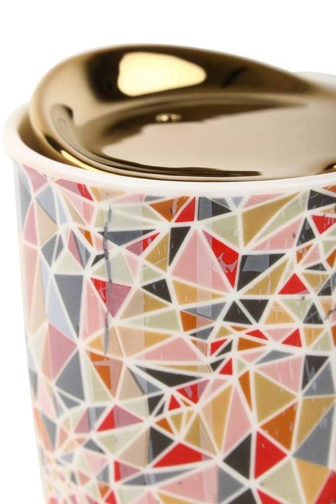Printed Ceramic Eco Mugs