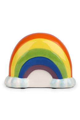 Rainbow Ceramic Money Box