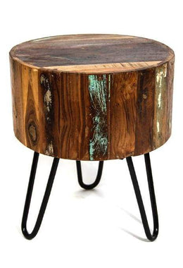 Recycled Timber Pedestal