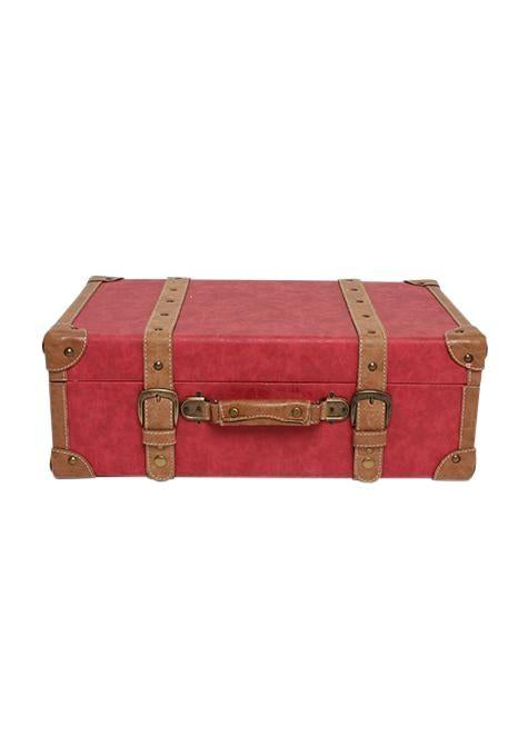 Retro Travel Chest - Pink