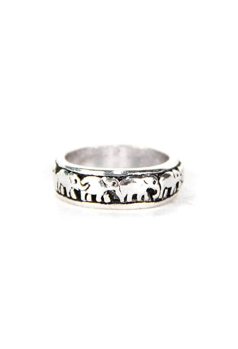 Ring Band Elephant