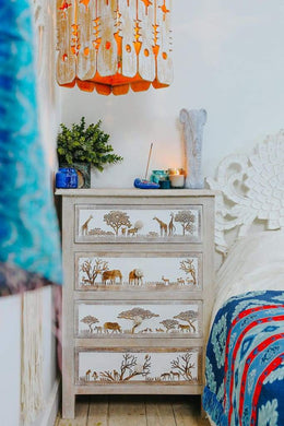 Serengeti Chest Of Drawers