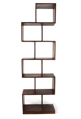 Sheesham Offset Shelf