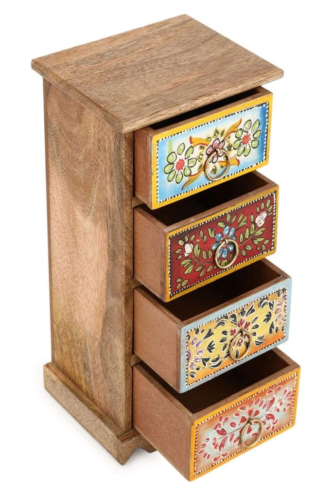 Small Moghul Jewellery Box
