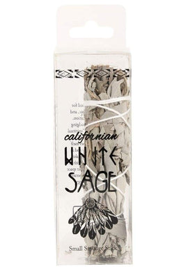 Smudge Stick Californian Sage Small 4