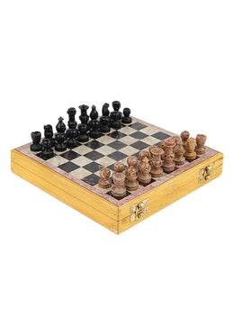 Soapstone Travel Chess
