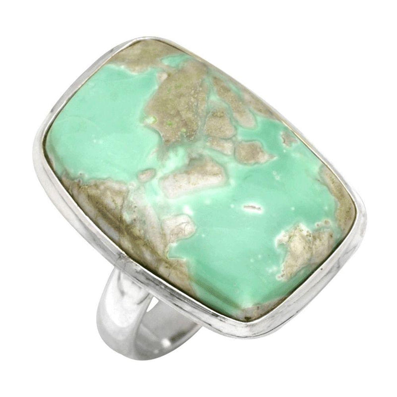 Statement Variscite Ring
