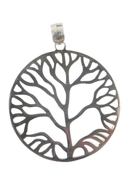 Swirly Tree Of Life Pendant