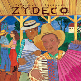 Putumayo World Music CD 'Zydeco'