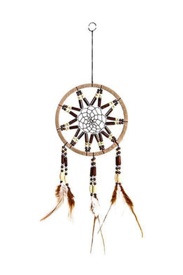 Tan Dreamcatcher
