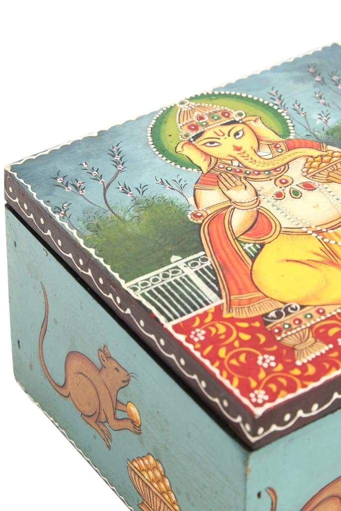 Traditional Painted Box