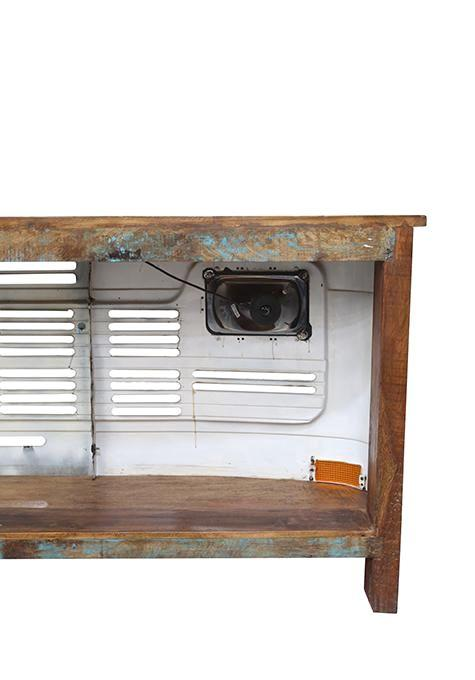 Truck Console Table