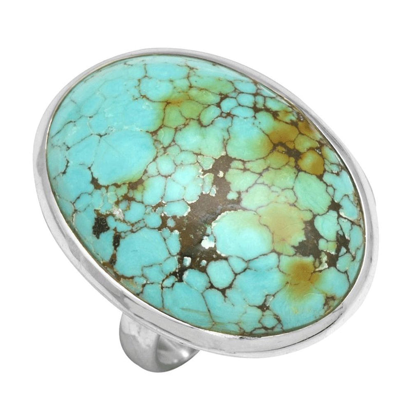 Turquoise Dome Ring