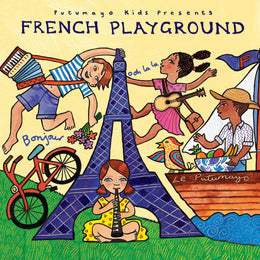 Putumayo Kids World Music CD 'French Playground'