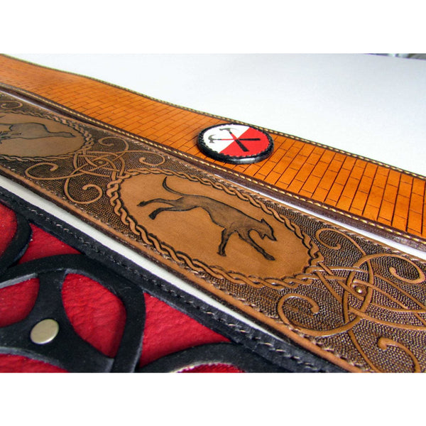 Personalized Guitar Strap