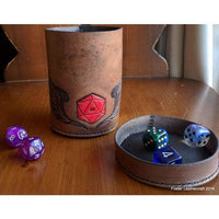 Dice Cup, Personalized