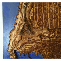 Waterdeep Topographic Map