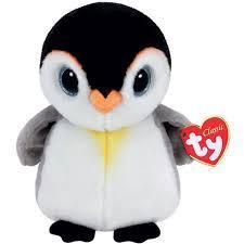 Pongo the Penguin - Beanie Babies - Ty