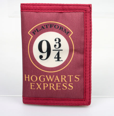 Platform 9 3/4 Wallet - Harry Potter - Hogwarts Express
