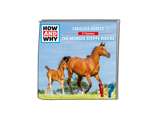 How and Why - Fabulous Horses - Tonies