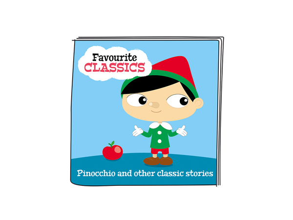 Pinocchio and other Classic Stories - Tonies - Audio Book