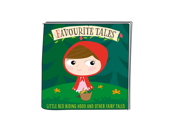 Little Red Riding Hood and other Fairy Tales - Tonies - Audio Book